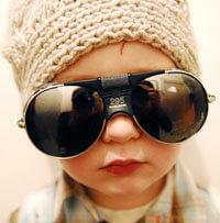 Gafas ojos de mosca