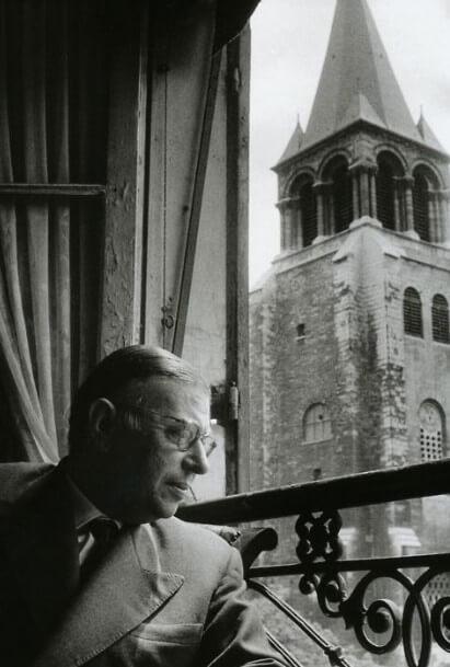 Jean Paul Sartre2